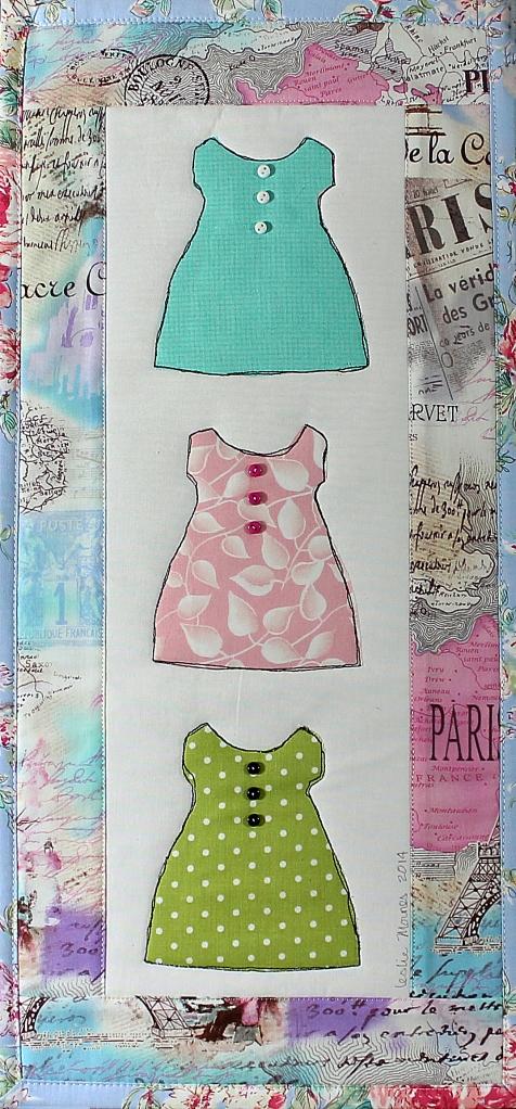 Paris Baby Dresses
