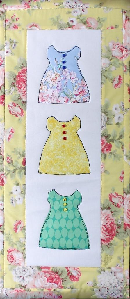 Vintage Yellow Baby Dresses